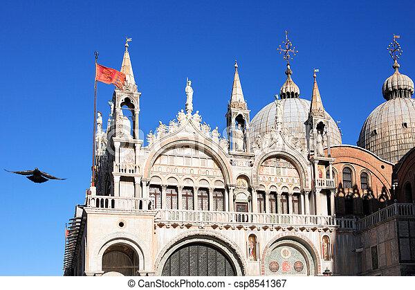 Saint Mark?s Cathedral, Venice, Italy - csp8541367