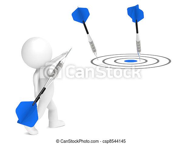 Target Marketing - csp8544145
