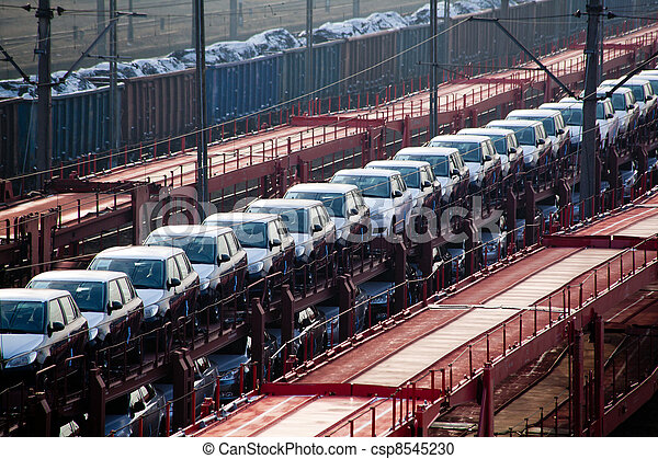 Freight transportation - csp8545230
