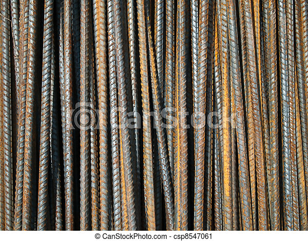 Deformed bars Steel shafts - csp8547061