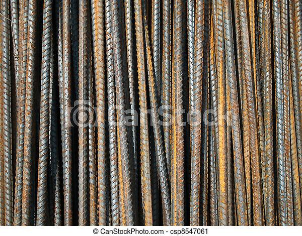 Deformed bars Steel shafts - csp8547061