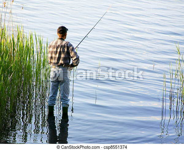 Fishing - csp8551374
