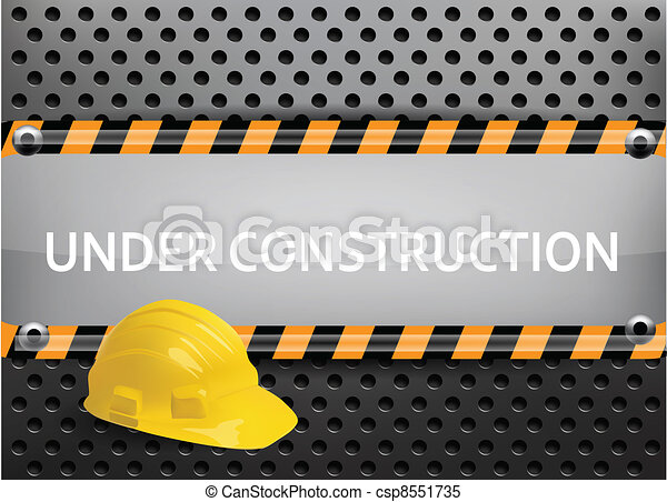 Under Construction - csp8551735