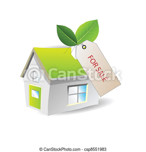 Real Estate Icon - csp8551983