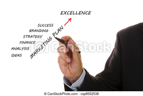 business plan to excellence - csp8552538