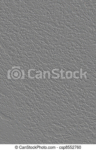 Concrete seamless gray texture  - csp8552760