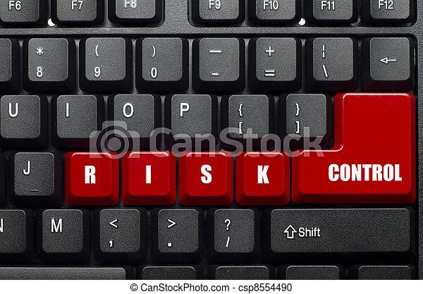 säkerhet, kampanj - csp8554490