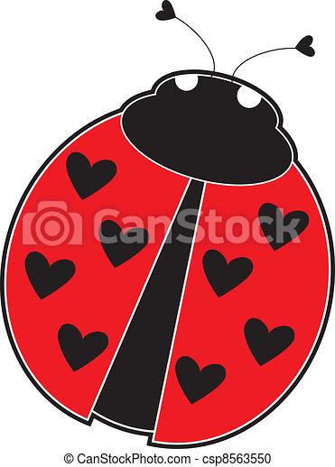 Lady Bug - csp8563550