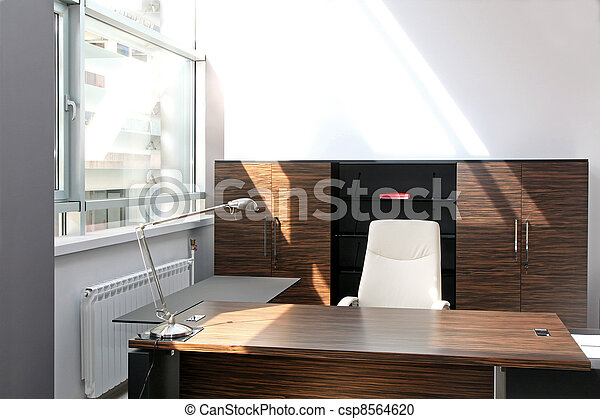 Home office - csp8564620