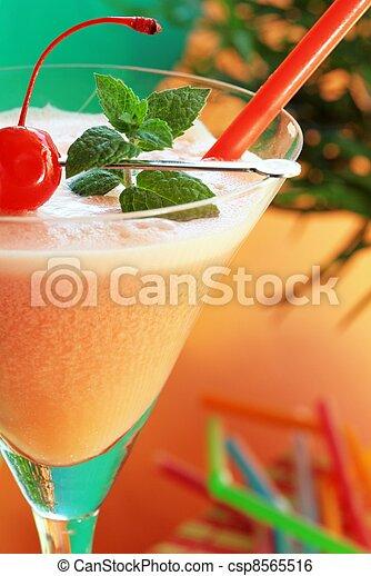 Alcoholic recreational drink - csp8565516