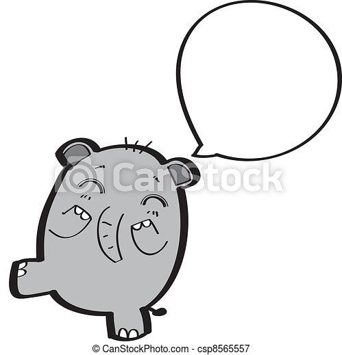 Thai Elephant Vector Elephant Cartoon Vectors