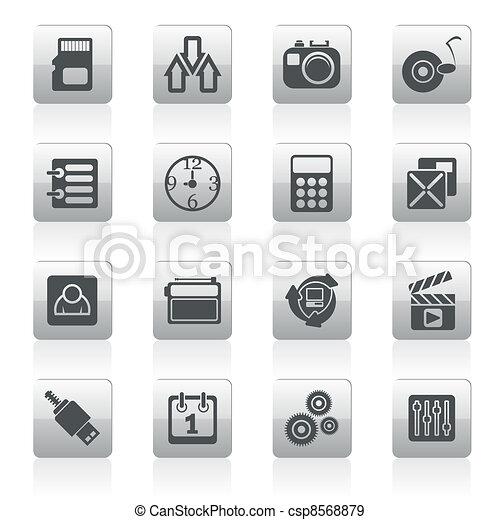 phone  performance, internet - csp8568879