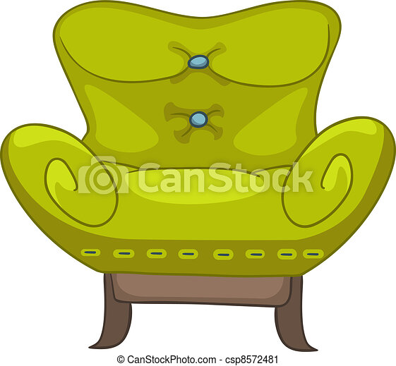 Cartoon Home Furniture Chair - csp8572481