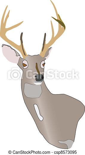 buck deer - csp8573095