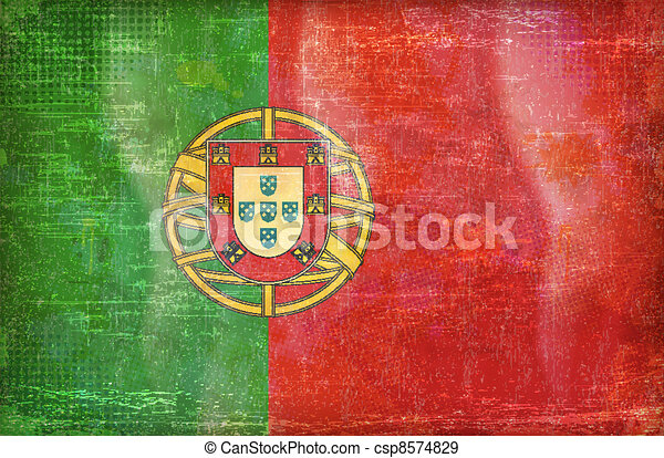 Old Glory Collection Portugal flag - csp8574829