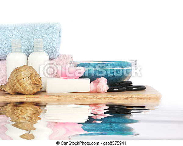 body care and relaxation - csp8575941