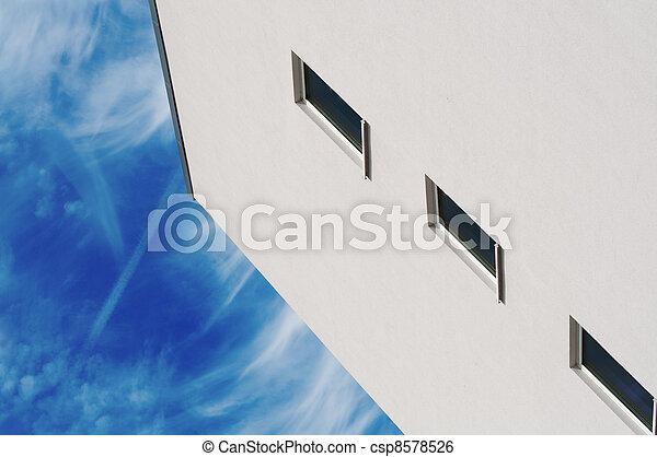 Fassade - csp8578526
