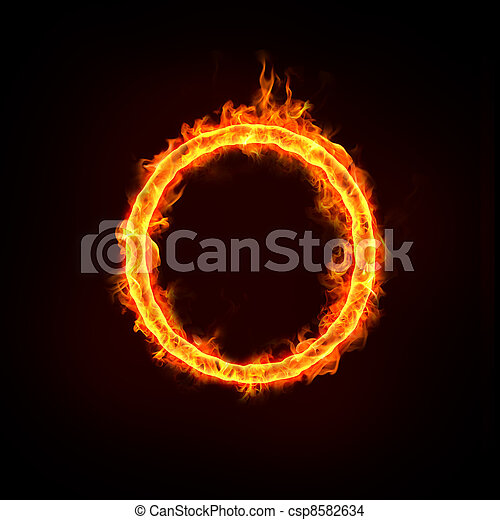 fire ring for concepts - csp8582634