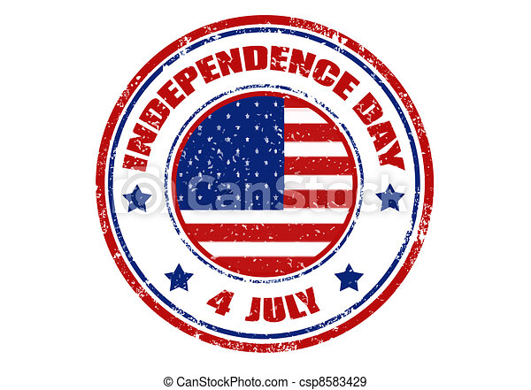 Independence day - csp8583429