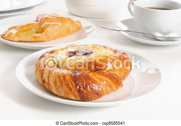 Gourmet pasteries - csp8585541