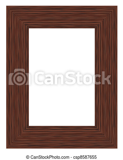 graphic photo frame or border - csp8587655