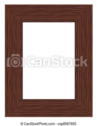 graphic photo frame or border - csp8587655