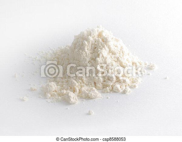 White powder - csp8588053