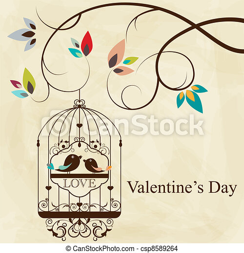 Bird cage - csp8589264