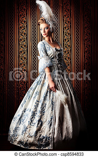 storico, costume - csp8594833