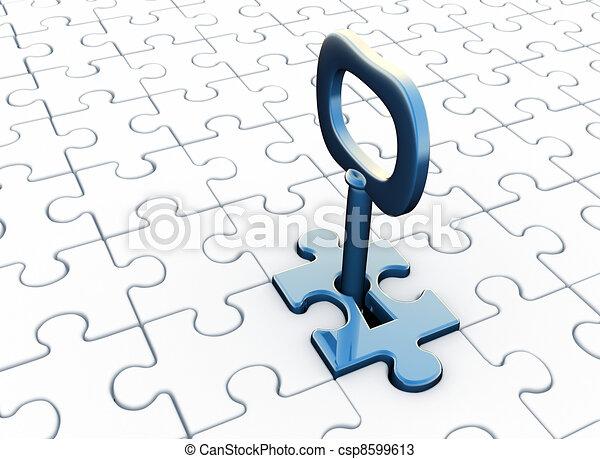 Puzzle - csp8599613
