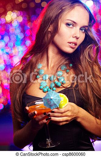 女孩, 時裝 - csp8600060