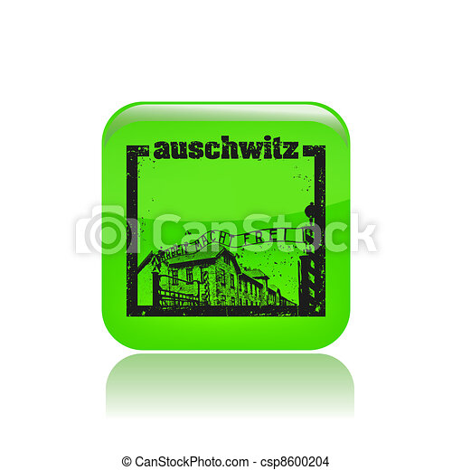 Vector illustration of historical place icon - csp8600204
