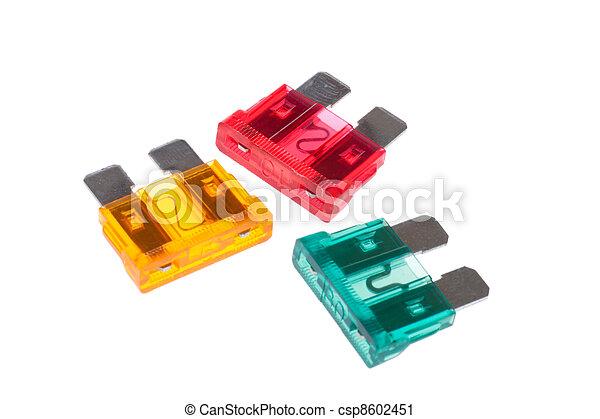 Automobile fuses - csp8602451