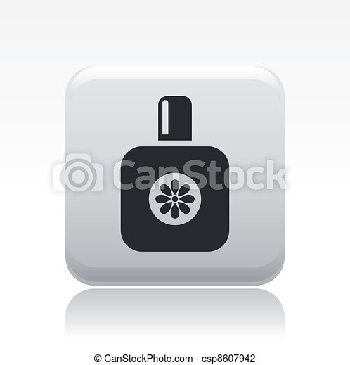 Vector illustration of single isolated cosmetic icon - csp8607942