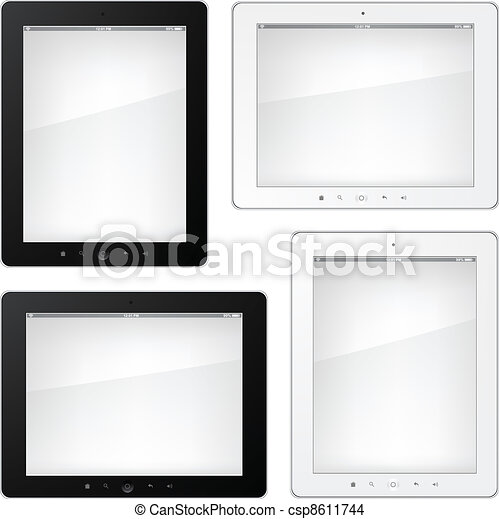Set of Tablet PC - csp8611744