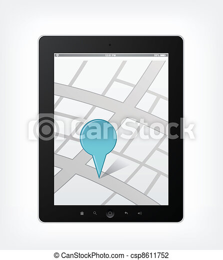 Set of Tablet PC - csp8611752