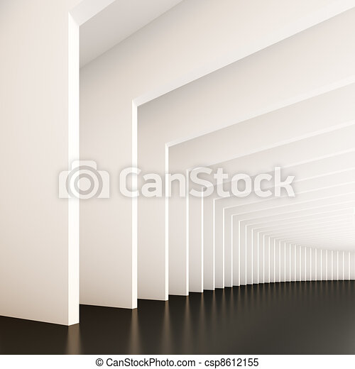 Abstract Architecture Background - csp8612155
