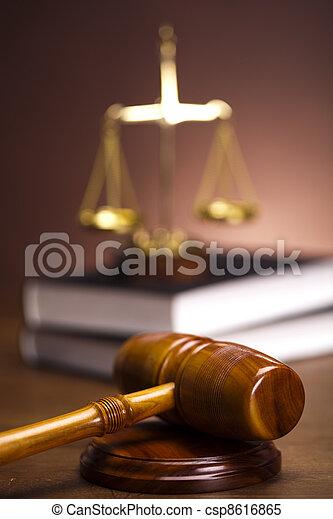 Law - csp8616865
