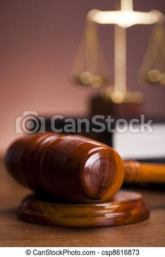 Law - csp8616873