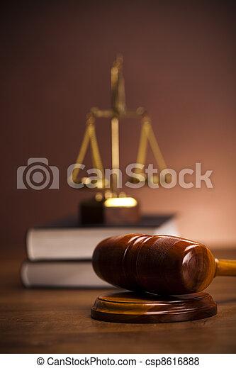 Law - csp8616888