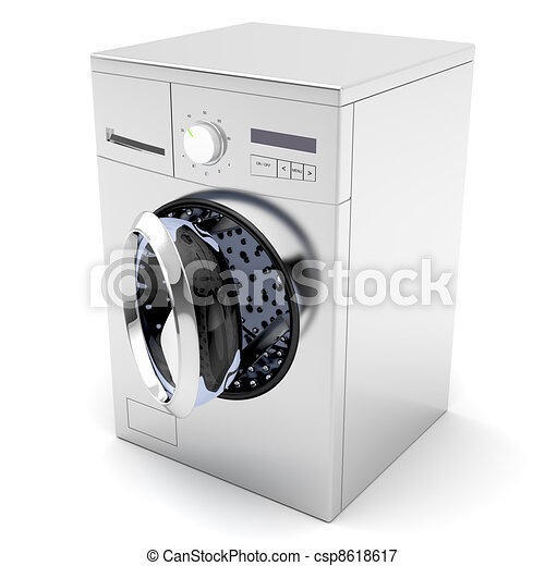 Washing machine - csp8618617