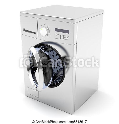 Washing machine - csp8618617