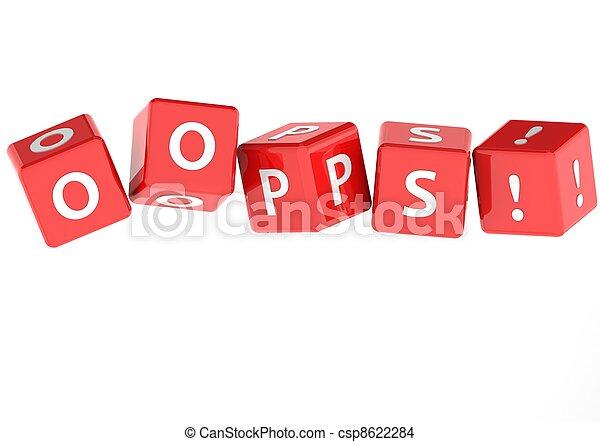 Oops - csp8622284