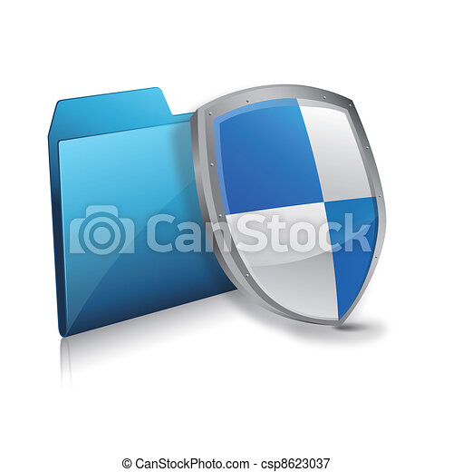 file and protection shield - csp8623037