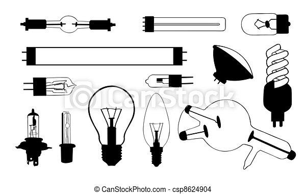 Light Bulb Drawing Vector Light Bulb