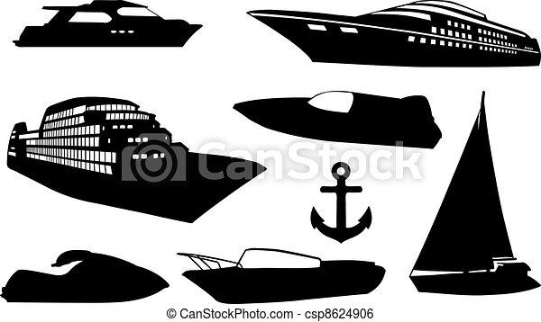 boats - csp8624906
