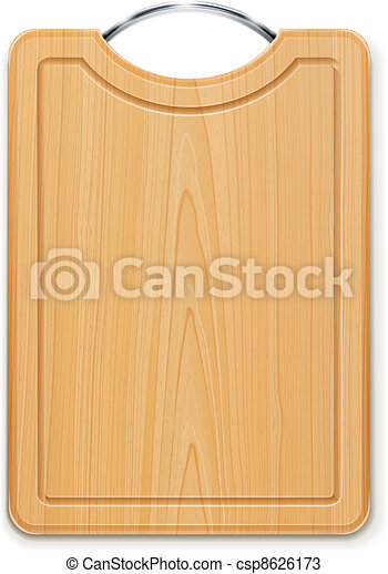 kitchen cutting board with handle - csp8626173