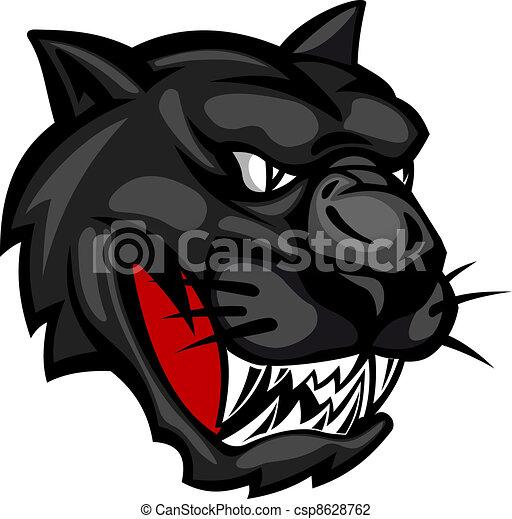 Wild panther - csp8628762