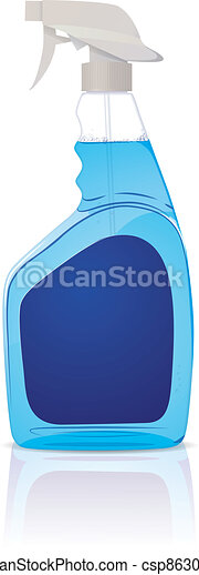 Spray bottle - csp8630071