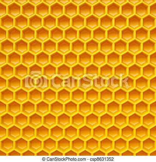 Clip Art Bees Wax
